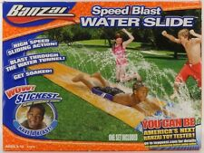 Banzai Speed Blast Water Slide [FACTORY SEALED]