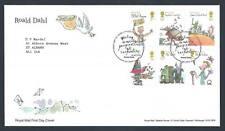 29214) UK - GREAT BRITAIN 2012 FDC Roald Dahl 6v