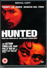 The Hunted DVD Movie Action Adventure Thriller New Rental Version Easter Special