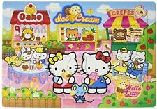 Tenyo 60 Piece Children's Puzzle Hello Kitty Funny Paradise [Child Puzzle]