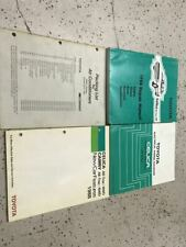 1988 Toyota Factory Celica ALL TRAC 4WD ALL-TRAC Service Repair Shop Manual Set