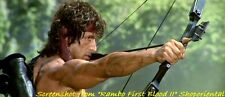 BOW_B+G 1:6 Scale Action Figure RAMBO STALLONE BOW ARROW KNIFE HOYT ARCHERY SET2