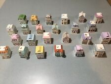 The Lenox Spice Jar Village 1989 Vintage Victorian House ( Individually Listed )
