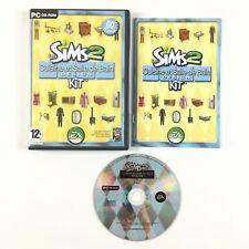 Les sims 2 Cuisine et Salle de Bain Design PC Kit / Jeu Complet
