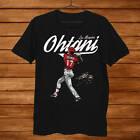 Los Angeles Angels Shohei Ohtani MLB Baseball Shirt Best Gift For Halloween Fan