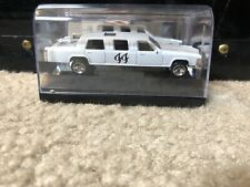 Foo Fighters Wasting Light White Limo Toy Car [Very Rare] With Case