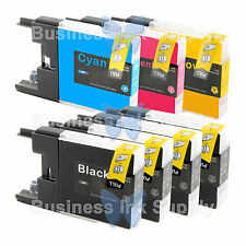 7 PACK LC71 LC75 Compatible Ink Cartirdge for BROTHER Printer MFC-J435W LC75