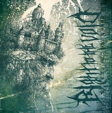 Right to the Void - Kingdom of Vanity CD 2013 modern death metal France