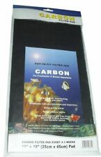 BRAND NEW CARBON PRE-CUT FILTER PAD