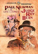 The Life and Times of Judge Roy Bean DVD - Paul Newman, John Huston