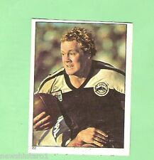 1984  RUGBY LEAGUE USED STICKER #22  MIKE SMITH, PENRITH PANTHERS