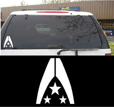 Mass Effect Alliance Navy Decal Sticker for Window, Xbox 360 & more!