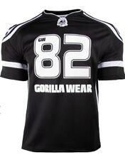 🦍 UK L. Gorilla Wear Athlete T-Shirt. Black/White. Brand new + tags. RRP 52.95.