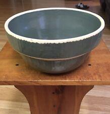 large stoneware mixing bowl