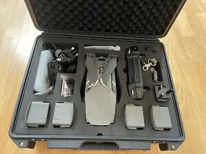 DJI Mavic 2 Zoom Drone with Smart Controller - Black (CP.MA.00000033.01)
