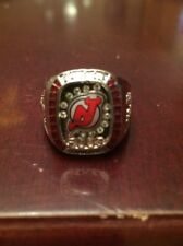 Molson Canadian stanley cup New Jersey Devils 2003 Championship Ring.