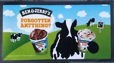 More details for ben & jerry's ice cream bar runner drip mat brand new!