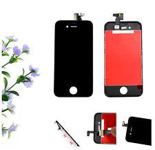 100% Pantalla Completa Tactil + LCD + Marco para Iphone 4S Negro Negra