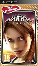 Lara Croft Tomb Raider: Legend (PSP) Sony PlayStation Portable PSP Brand New