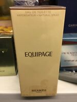 EQUIPAGE by Hermes 3.3 oz / 100 ml EDT Cologne Spray for Men New Old packaging