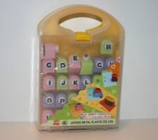 Jufeng Metal Plastic Co. Mini Craft Punch Set; Uppercase Capital Letter Set