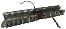 Sostituzione doppia Crossflow/Soffiatore Ventilatore tangenziale 240mm x 60 MMOD 1.5kW Riscaldatore
