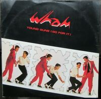 """WHAM 12"""" Young Guns (Go For It)-Going For It Inner Vision IVL A13 2766 1982"""
