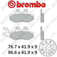 Pastiglie Brembo Freno Anteriori 07056.XS per VESPA GTS IE 300 2012 2014