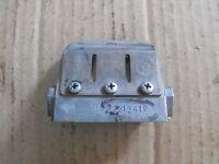 0389731 389731 leaf bracket plate screws = johnson evinrude 70hp 01 93 hh