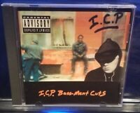 Inner City Posse - Basement Cuts CD ICP insane clown psychopathic records rydas