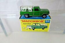 Matchbox Transitional SF #50 Kennel Truck In Original Box