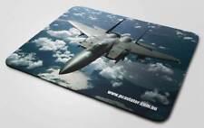 Mouse Pad: F15 Strike Eagle - Military, USAF, Navy, Army -- By PC Aviator Print