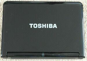 "Toshiba NB300 Netbook 10.1"" 250GB HD Intel Atom 1.66GHz, 2GB,Windows 10, OFFICE"