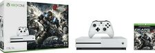 -/*BRAND NEW*- MICROSOFT - Xbox One S Gears of War 4 Console Bundle - White