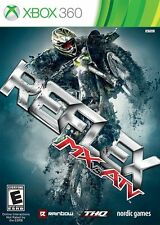 MX Vs ATV Reflex - Xbox 360, New, Free Shipping