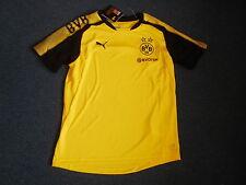 """Borussia Dortmund""""Original Puma""""BVB Trainingsshirt 2017/18 Gr.164"""