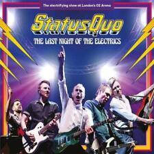 STATUS QUO The Last Night Of The Electrics 2CD BRAND NEW