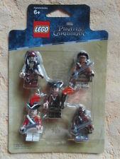 LEGO PIRATES OF THE CARIBBEAN BATTLE PACK MINIFIGUREN FIGUREN FLUCH DER KARIBIK-