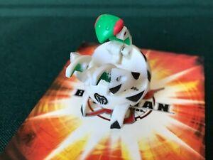 Bakugan Battle Brawlers Mantris Pearl Darkus  420G Classic B1 Rare + 2 Cards