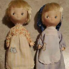 "Vintage 1977 Hallmark Betsey Clark Vinyl Dolls 6"""