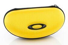 Oakley Sunglasses Case Half Flak Jacket Yellow 77-026 Lance Armstrong Prototype