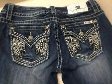 Miss Me Signature Bootcut Jeans JP7303B Size 29 inseam 34