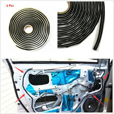 DIY 4M Black Butyl Rubber Glue Car Offroad Door Windscreen Retrofit Reseal Strip