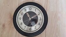 Vintage Siemens industrial clock Germany 220V