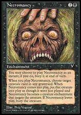*MRM* FR Nécromancie - necromancy MTG Visions