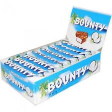 Bounty Bar Milk Chocolate Covered Coconut By Mars, 24-57g-Free priority shipping