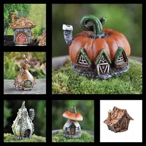 Fiddlehead Micro Mini Miniature Fairy House Fairy Home Fairy Garden