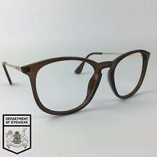 BENCH eyeglasses BROWN ROUND glasses frame MOD: SGBCH-55