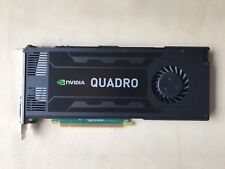 NVIDIA Quadro K4000 3GB GDDR5 Graphics Card With Stereo 3D Board
