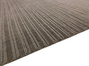 Orientteppich Grün Oliven Teppich 100% Wolle 150X230 cm Handgewebt Loom E1